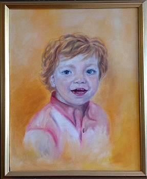 Irene Pomirchy - Little boy