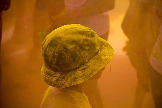 Little Boy Yellow by Debbie Cundy