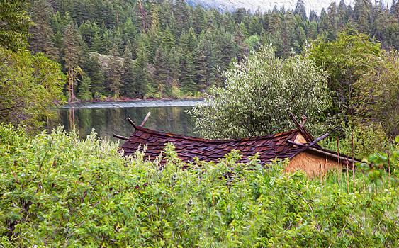 Omaste Witkowski - Little Cabin on a Lake