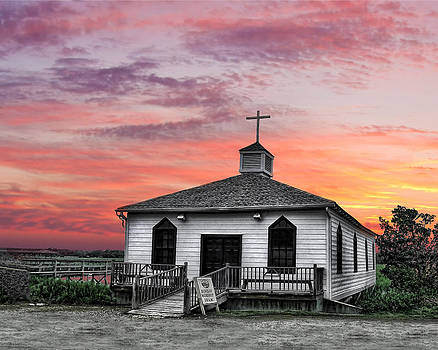 Terry Shoemaker - Little Chapel on the Marsh