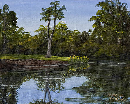 Darice Machel McGuire - Little Chico Pond