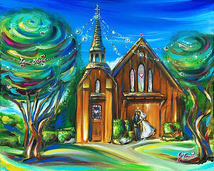 Little Church of the West by Jennifer Treece