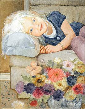 Little Cousin by Gudrun Hirsche