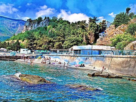 Rick Todaro - Little Crimea Beach