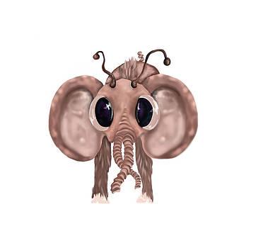 Little critter by Corina Bishop