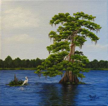 Little Cypress by Kathie Papasso