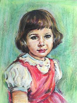 Little Girl by Melanie Alcantara Correia