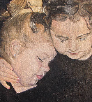 Little Girls by Tracy Dupuis Roland