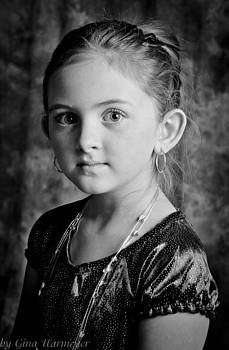 Little Lady by Gina Harmeyer
