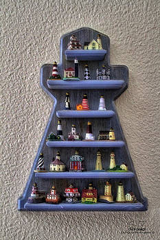 Little Lighthouses by Dan Quam