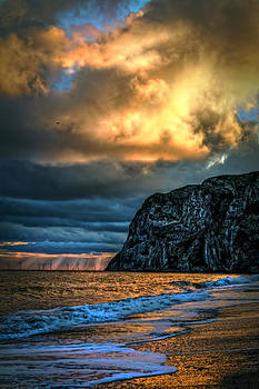 Little Orme Sunrise by Mal Bray