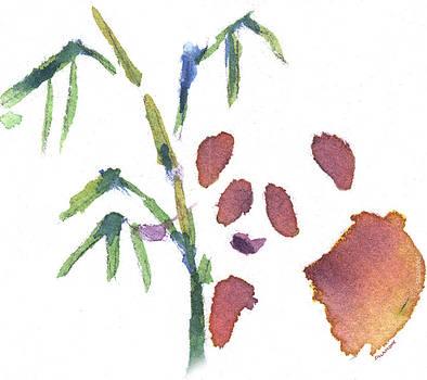 Little Panda by Brenda Salamone