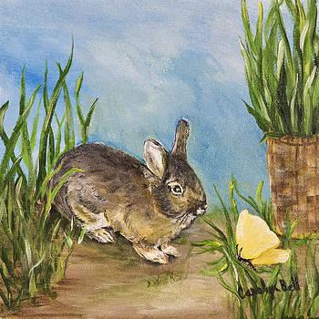 Little Pet Bunny by Carolyn Bell