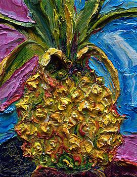 Little Pineapple by Paris Wyatt Llanso