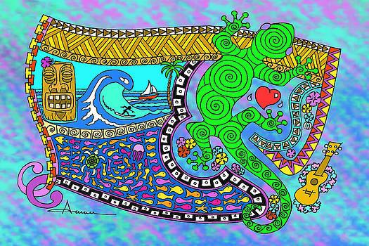 Little Pleasures Big Island by Aaron Bodtcher