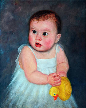 Little princess by Lin Custodis