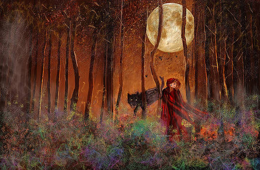 Little Red Riding Hood by Angela Stanton