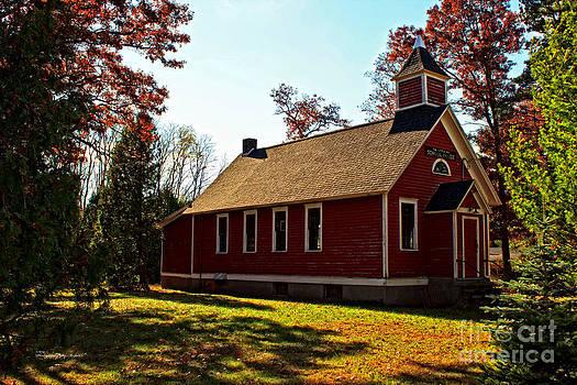 Ms Judi - Little Red School House