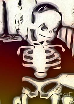 Gregory Dyer - Little Red Skeleton