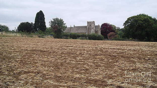 Little Rissington church 2 by John Williams