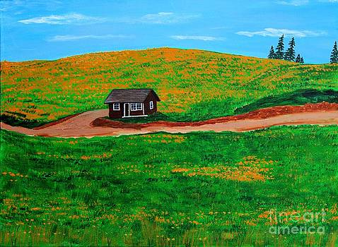 Barbara Griffin - Little Shack by the Road
