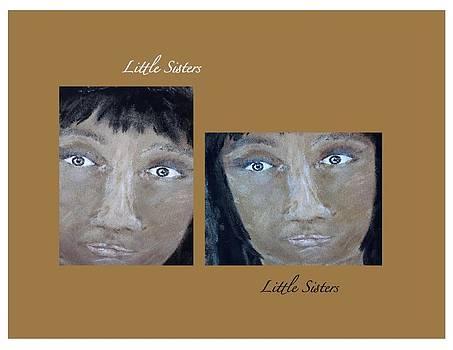 Little Sisters by Jeannine Sandoval