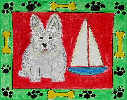 Little Skipper by Diane Pape