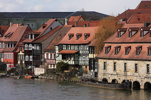 Little Venice Bamberg by Michael Smith