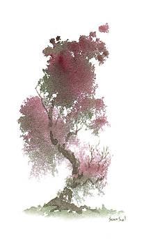Little Zen Tree 1117 by Sean Seal