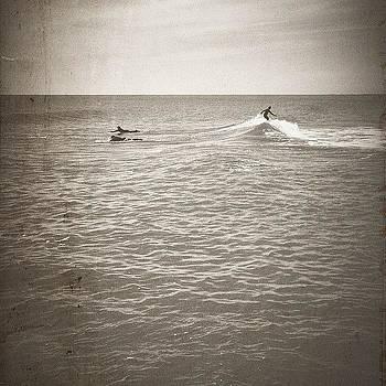 Live In The Sunshine. swim In The by Josh Kinney