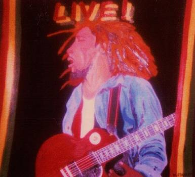 Live by Otis L Stanley