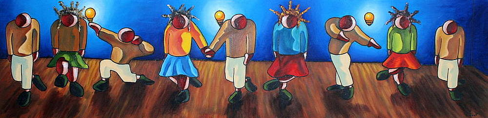 Liverdance by Olivier Longuet
