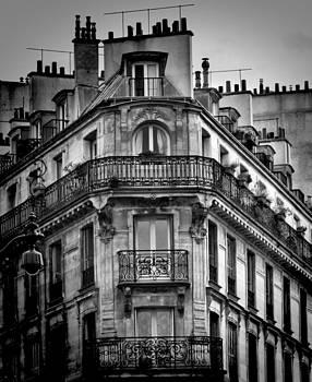 Living in Paris by Karen Lindale