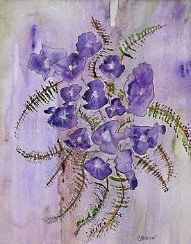 Living Purple by Carolyn Jackson