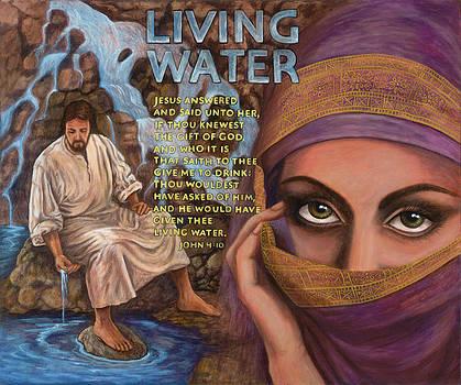 Living Water by Glenda Stevens