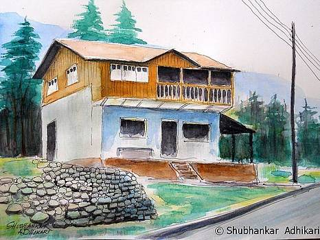 Living with Peace and Tranquility by Shubhankar Adhikari