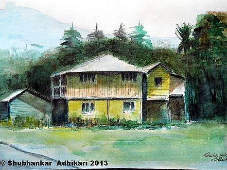 Living with Woods by Shubhankar Adhikari