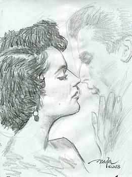 Liz and Monty by Horacio Prada