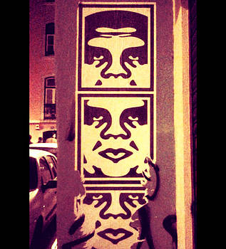 LiZboa Street Art by Stefano Filesi