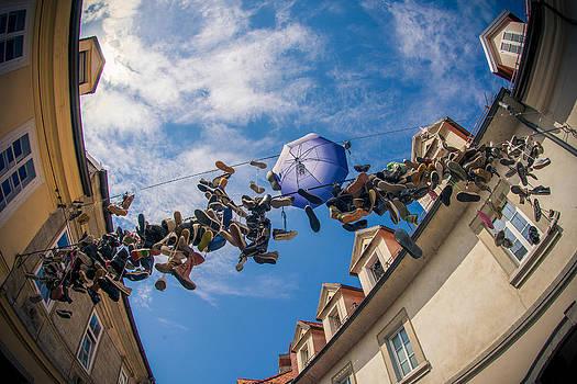 Ljubljana by Peter Verdnik