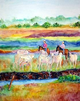 Patricia Beebe - llanos Cowboys