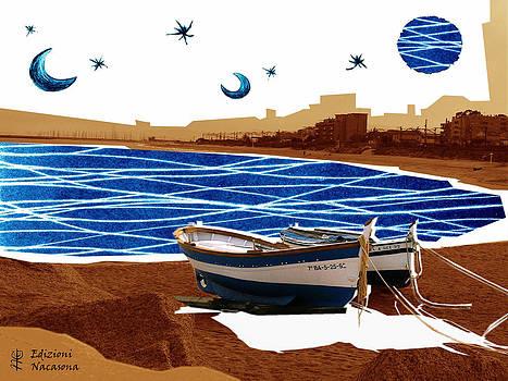 Arte Venezia - Llunes Blaves - Platja Vilassar de Mar