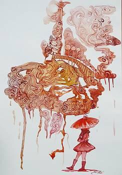 Lluvia de colores by Melina Ester Scotte