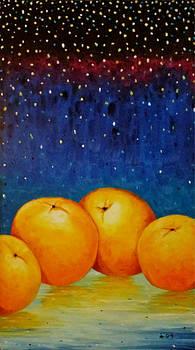 Lluvia de Estrellas by Barney  Ortiz
