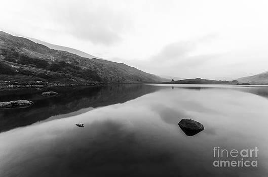 Llynnau Mymbyr by Darren Wilkes