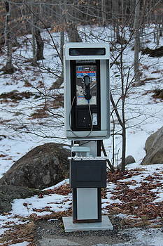 LMAO Hiking trail Phone 2014 by Jeffrey Akerson