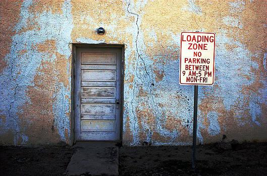Loading Zone by Jeff Montgomery