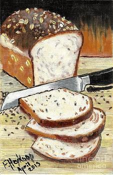 Loaf of Bread by Francine Heykoop