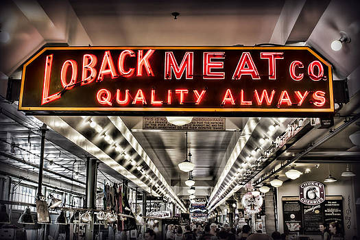 Loback Meat Co. by Jeff Swanson