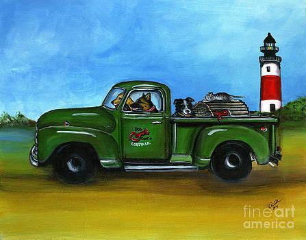 Lobsta truck by Kim Arre-gerber